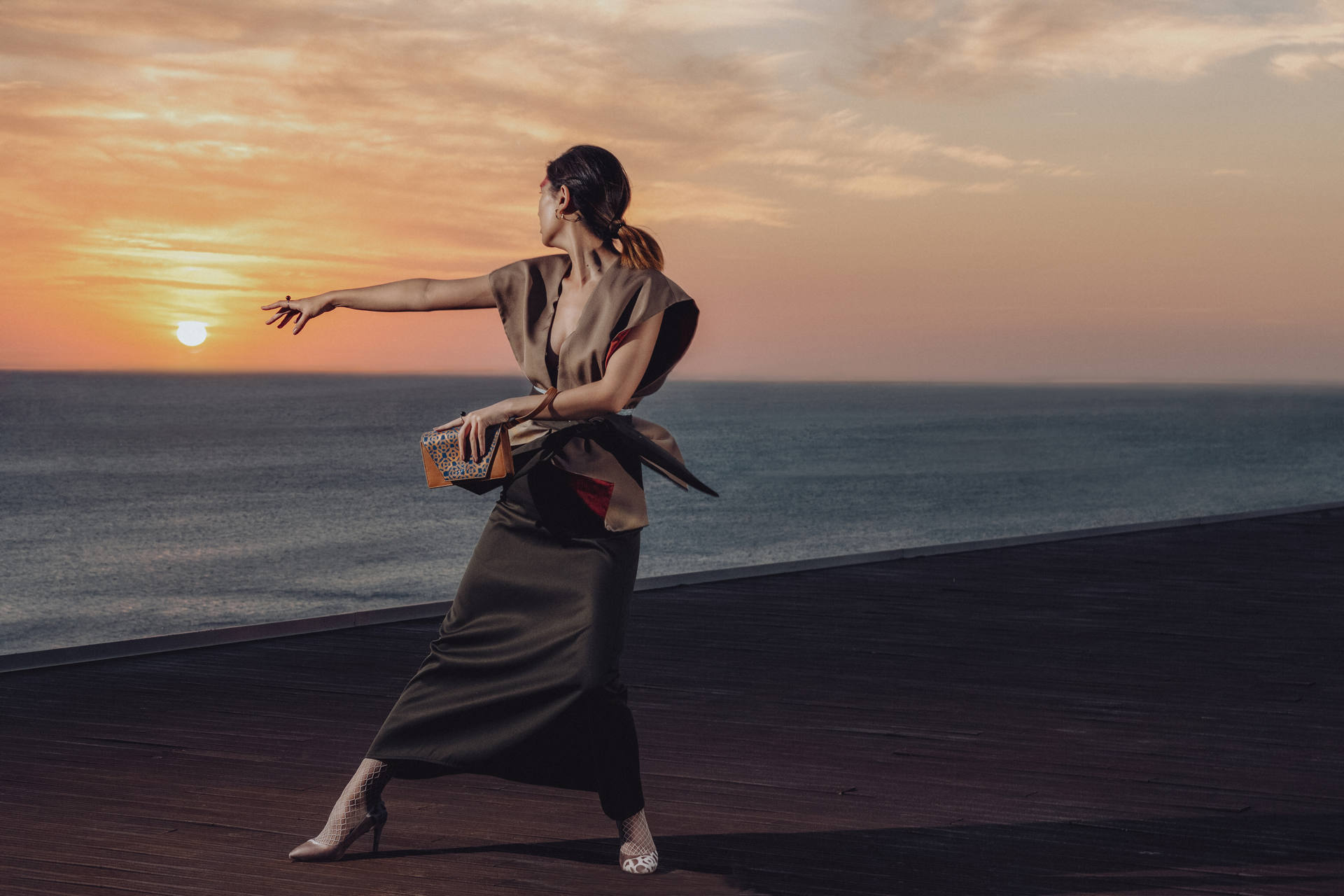 Ma Collection, Avasan, Tribute to Kansai Yamamoto, Avasan Fashion, luxury fashion, sustainable fashion, sustainable luxury